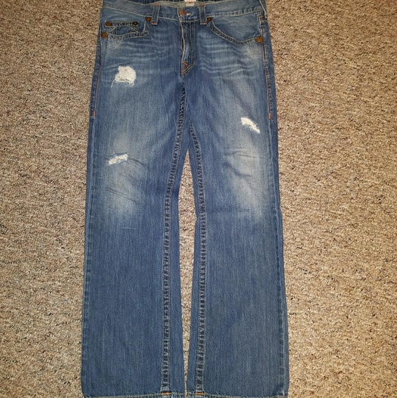 "True Religion Other - True Religion ""Bobby"" Jeans NWOT"